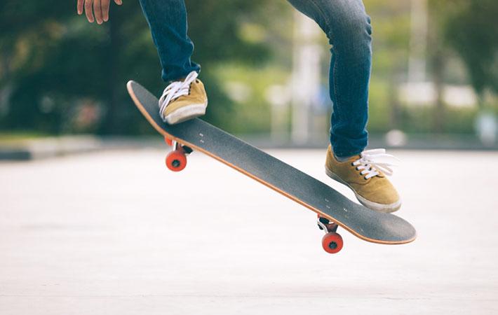 スケートボード体験会・練習会 開催中!