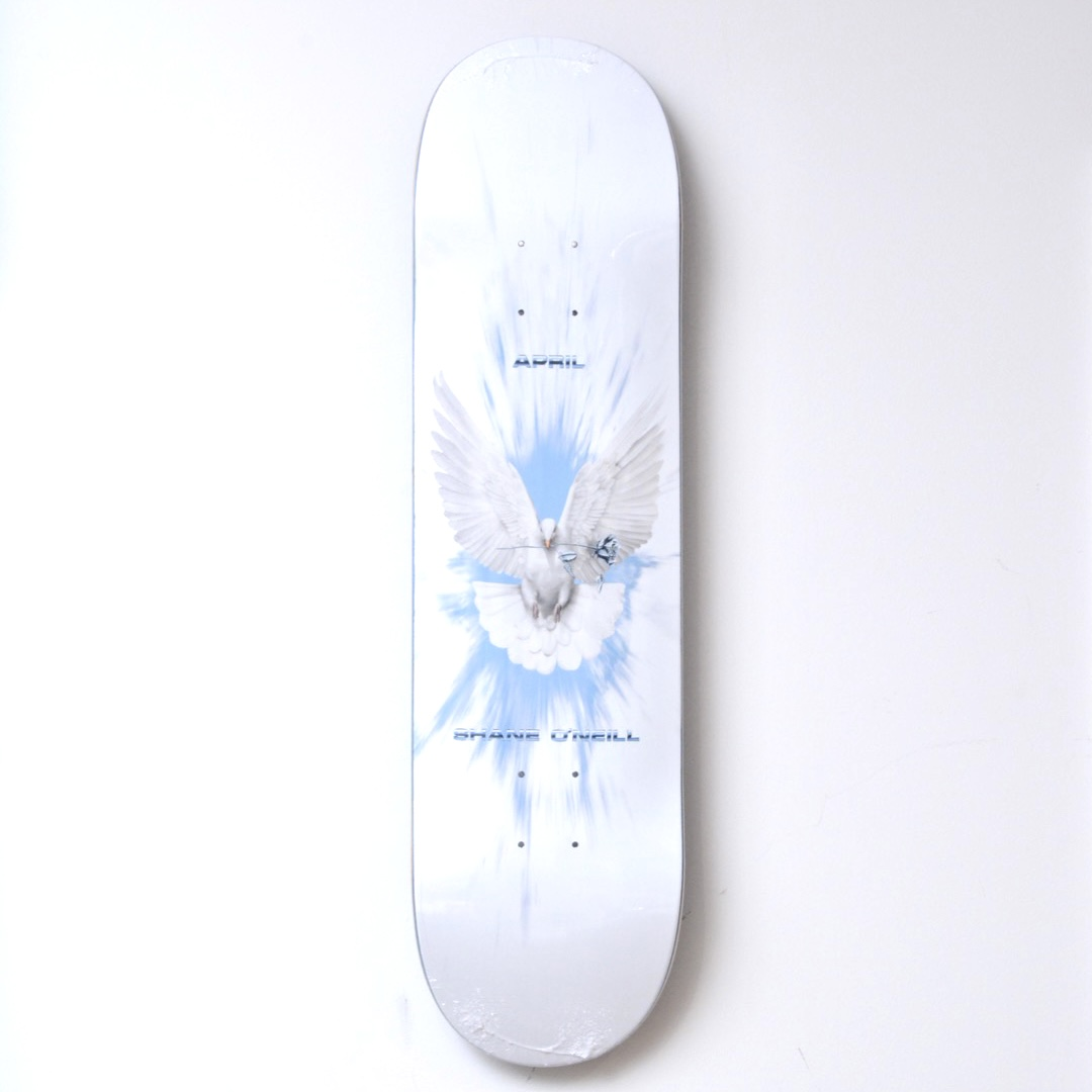 April Skateboards 新作デッキ入荷しました