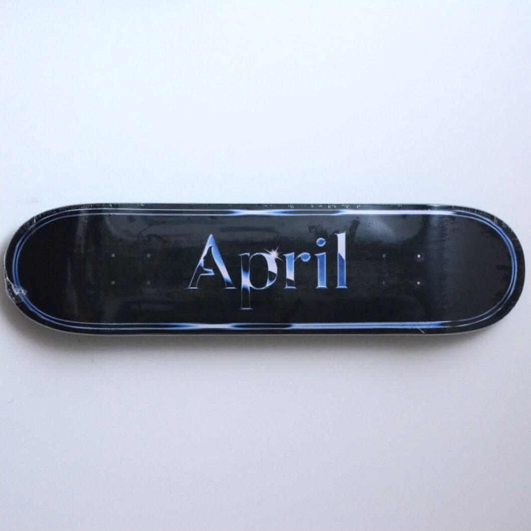 April Skateboards Range 6 入荷